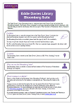 Bloomberg Suite Summary
