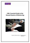Referencing – new citation guide